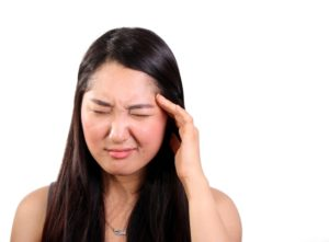 migraines and throbbing headaches