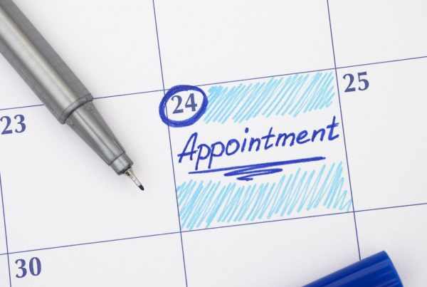 chiropractic treatment schedule