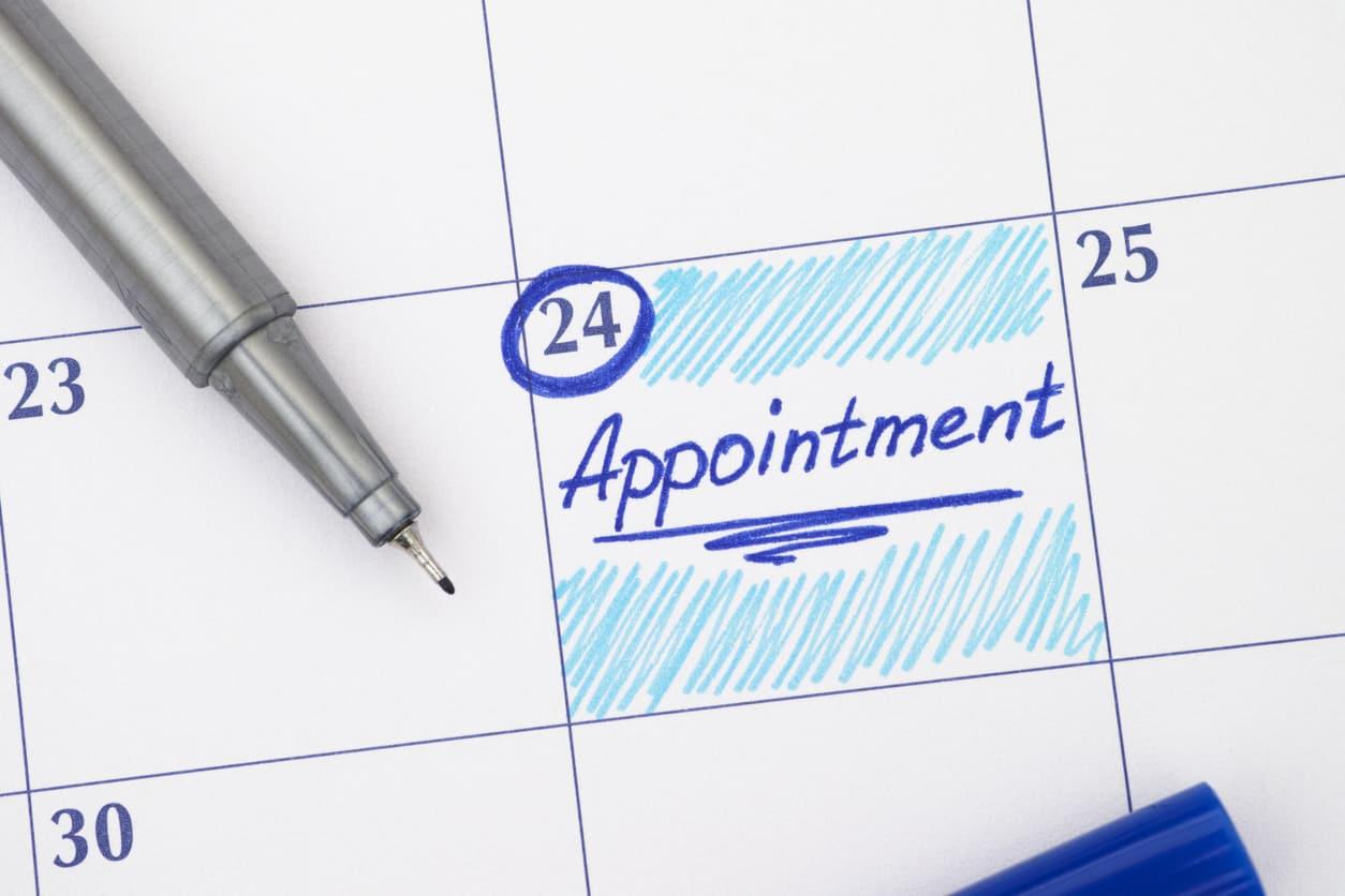 chiropractic treatment schedule