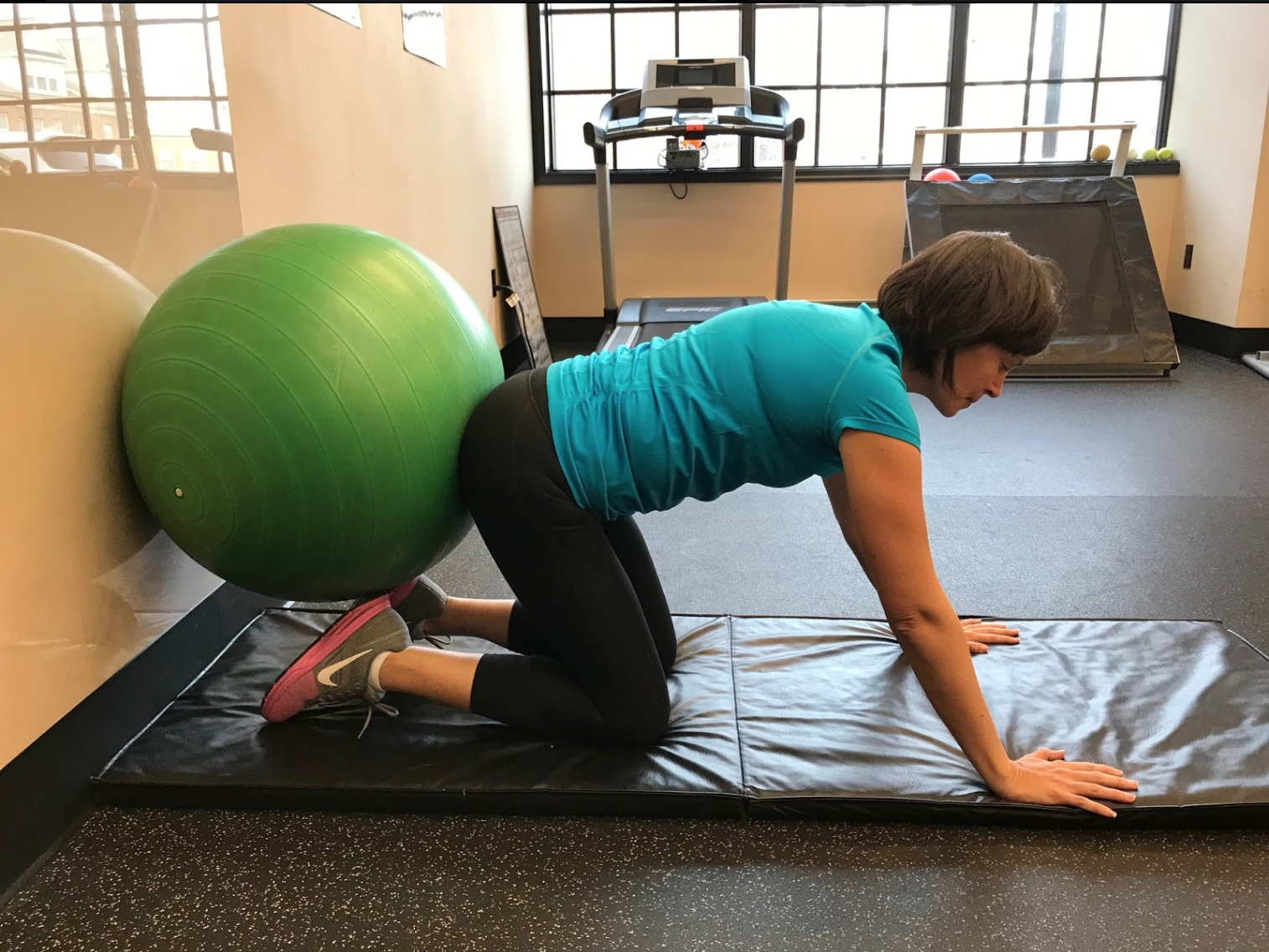 postpartum pain rehab