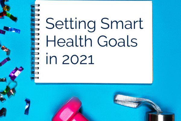 SMART health goals